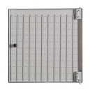 Puerta metálica 700x1800 mm panelable