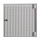 Puerta metálica 800x1200 mm panelable