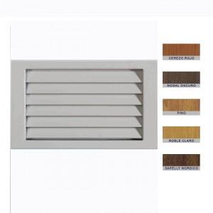 Rejilla protecci n al fuego ei 2 60 rf 60 color madera - Rejillas de ventilacion precios ...