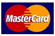 Esta tienda admite pagos mediante Mastercard.